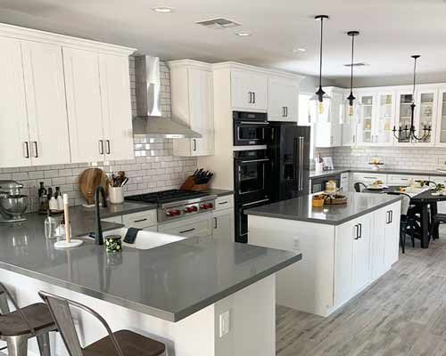 custom cabinets kitchen